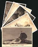 BLACK HISTORY POSTCARDS (2 sets of eleven cards)